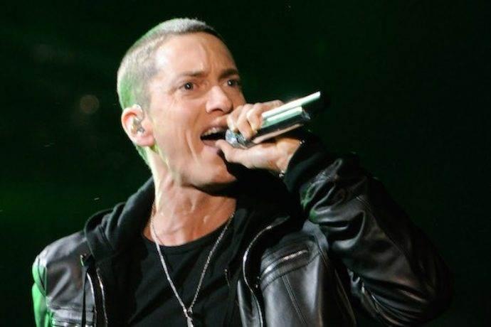 Eminem Spotify'a telif davası açtı