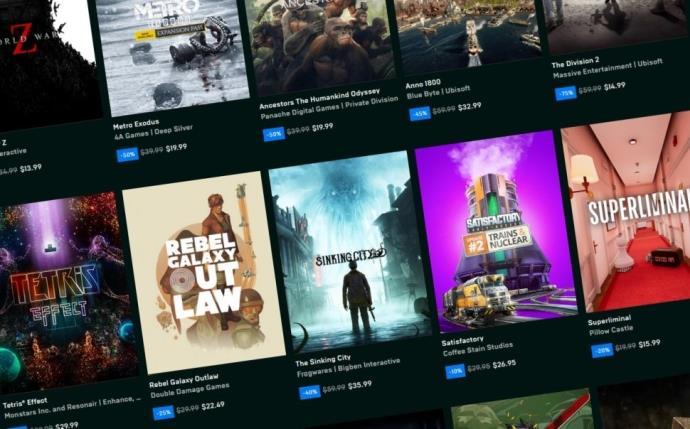 Epic Games'ten herkese 60 TL değerinde indirim kuponu