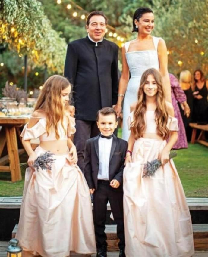 Fazıl Say ile Ece Dağıstan'ın düğünü Alaçatı'da yapıldı