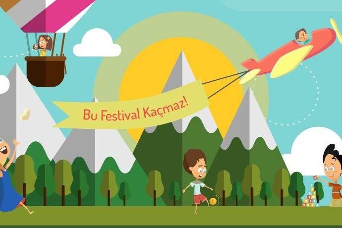 İstanbul Mutlu Çocuk Festivali 27 Eylül'de başlıyor!