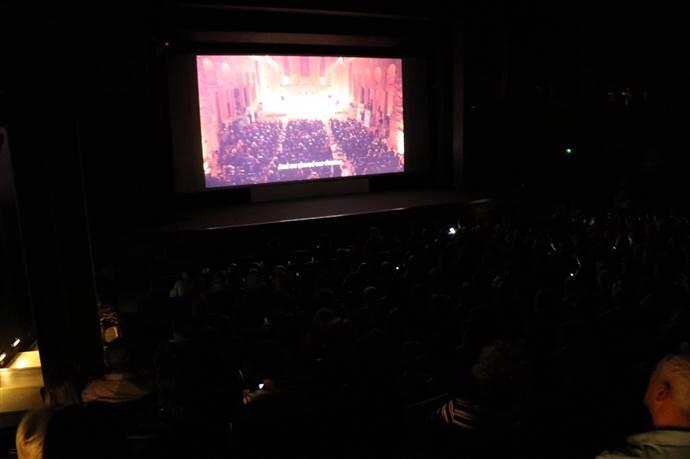 Belgrad'da Türk Film Haftası başladı.