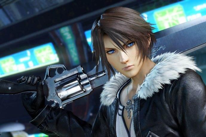 Final Fantasy 8, Eylül ayında geliyor
