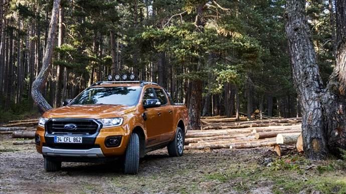 Ford Ranger ve Ford Ranger Raptor modellerini yeniledi