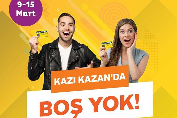 Forum Kayseri'de kazandıran alışveriş kampanyaları