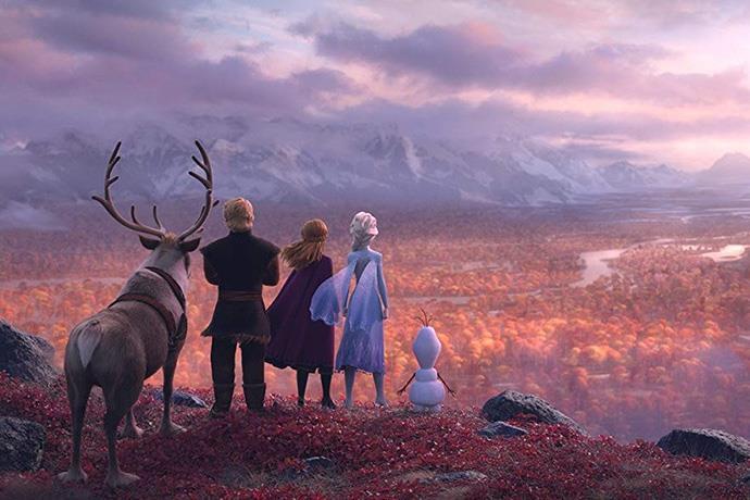 Frozen 2, gişede 800 milyonu geçti