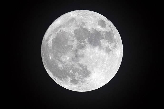 Hindistan, bugüne kadar çekilen en net ay yüzeyi fotoğraflarını çekti