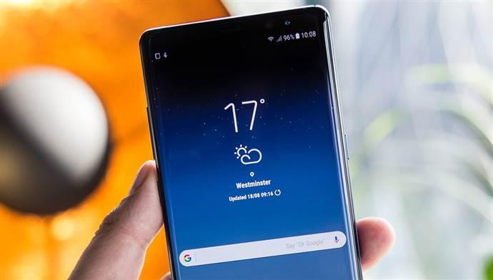 Samsung'ta Android 10 bekleyenlere kötü haber!
