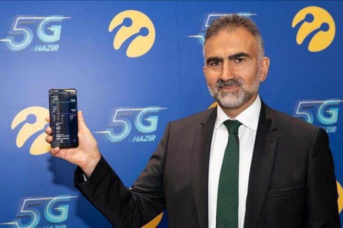 Turkcell 5G'de dünya rekoru kırdığını açıkladı