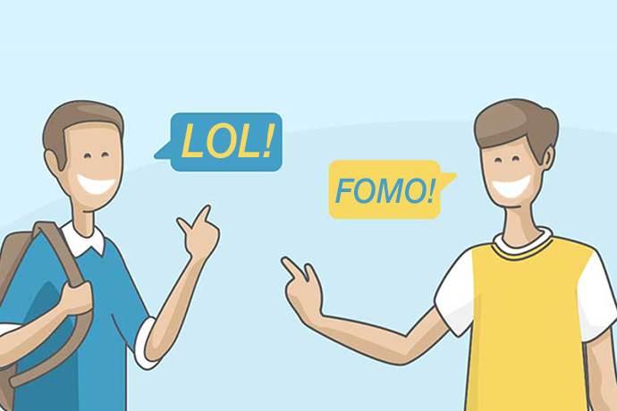 Sosyal medyada gençleri anlama sözlüğü
