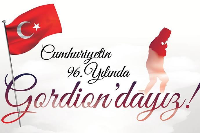 Gordion AVM'den özel Cumhuriyet Bayramı etkinliği