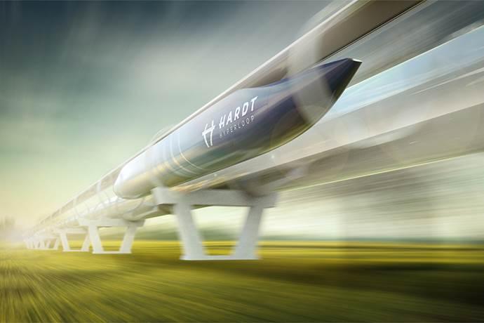 Gelecek yüzyıla yön verecek proje: Hyperloop