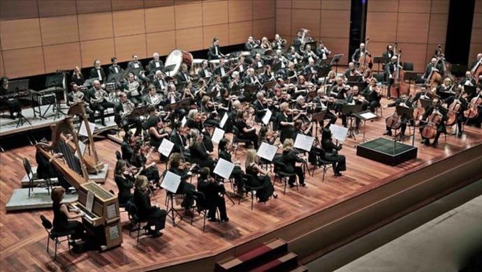 İstanbul Devlet Senfoni Orkestrası'ndan yeni yıl konseri