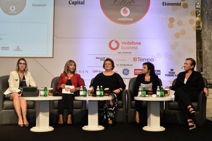 Türkiye'nin En Güçlü 50 Kadın CEO'su ödüllendirildi
