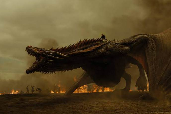 Yeni Game of Thrones dizisinin ismi House of the Dragon olacak
