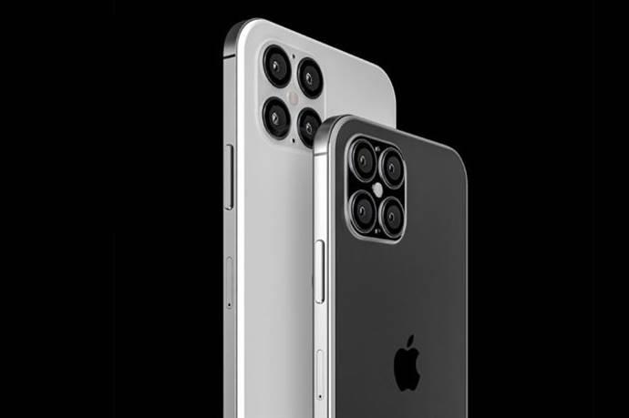 İşte yepyeni tasarımı, 4 ana kamerasıyla iPhone 12