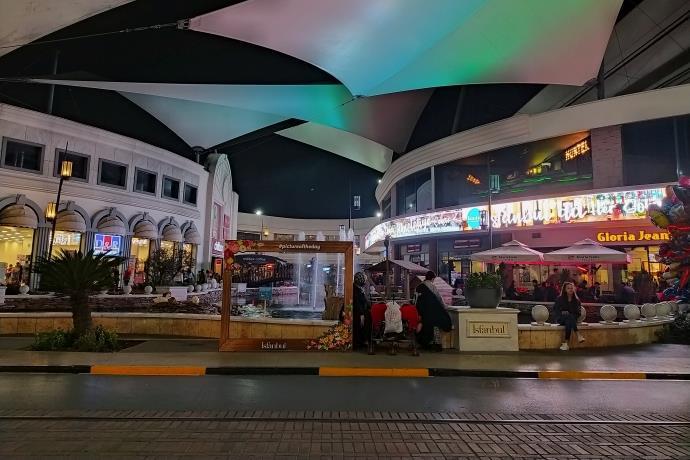 İsfanbul AVM 2023'te yabancı misafir sayısını 3'e katlamak istiyor