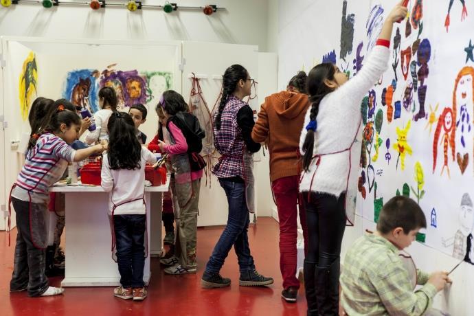 İstanbul Modern'den yarıyıl tatili için çocuklara özel etkinlikler