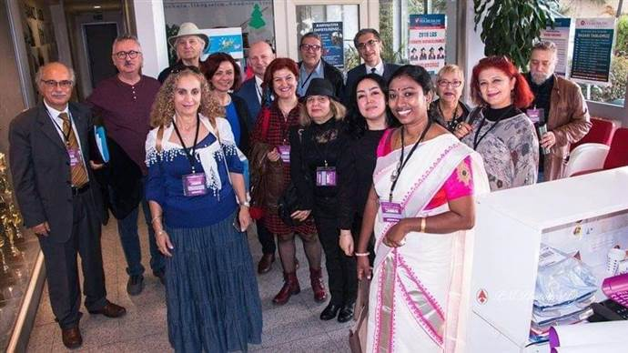 Dünyanın şair kadınlar için İstanbul'da buluştu