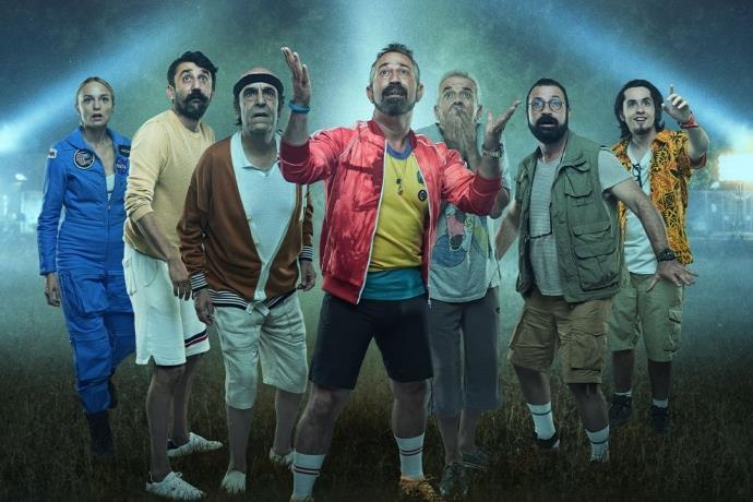 7. Koğuştaki Mucize ve 'Karakomik Filmler' Netflix'te yayınlanacak