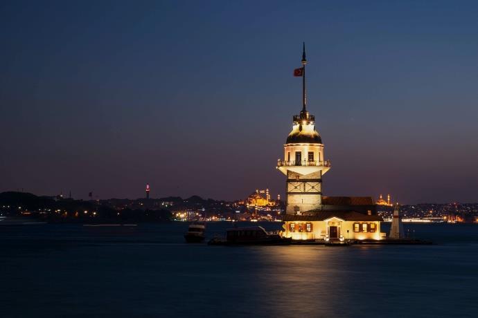 İstanbul'un en huzur ve romantik yerleri seçildi