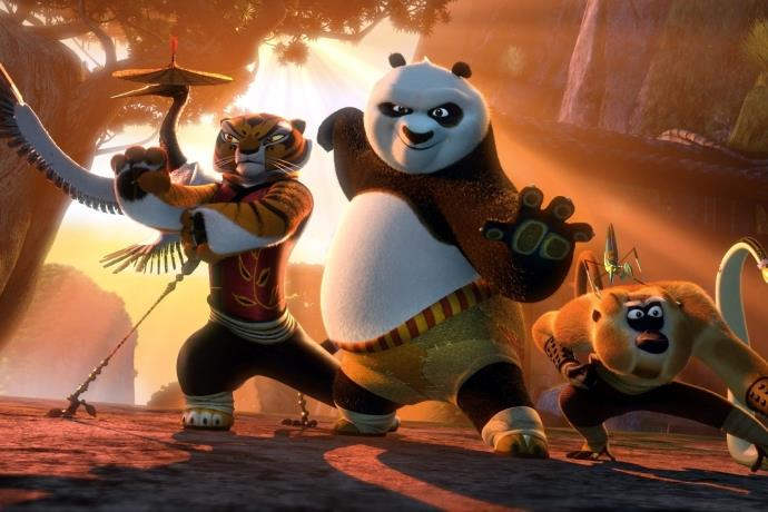 Kung Fu Panda 2 filminin konusu nedir? Saat kaçta başlayacak?