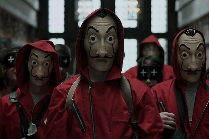 La Casa de Papel 4. sezon yayın tarihi belli oldu!