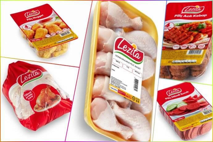 Lezita ürünlerinin yeni tercihi sarı tabak