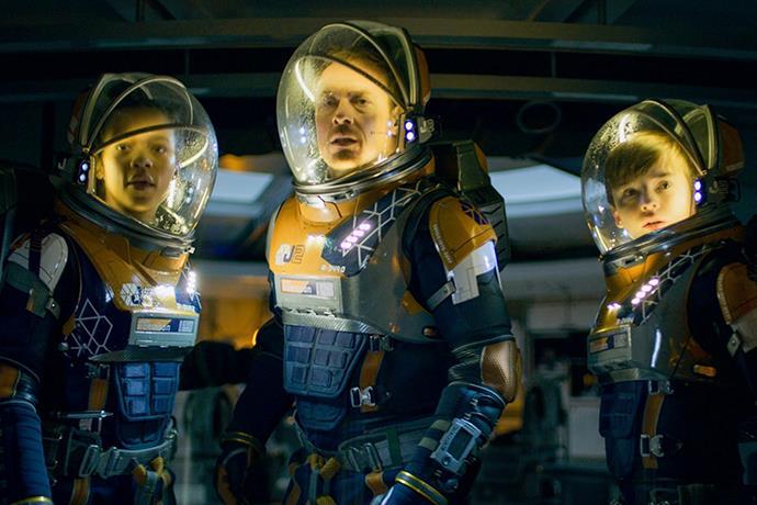Lost in Space, 3. sezonuyla final yapacak