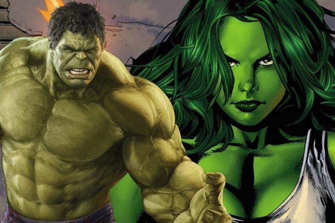 Mark Ruffalo, She-Hulk dizisi için Marvel ile görüşüyor