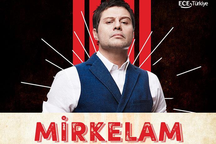 Marmara Park'ta Mirkelam konseri