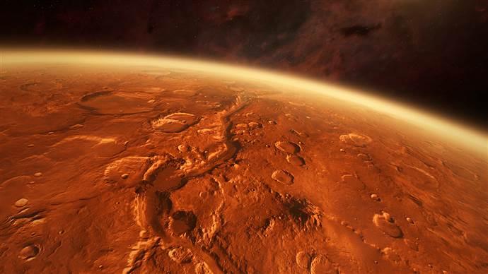 Görevimiz Mars'ta NASA'nın Mars keşifleri sorgulanıyor