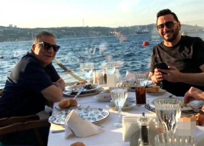 Mehmet Ali Erbil'in bu hali hayranlarını sevindirdi
