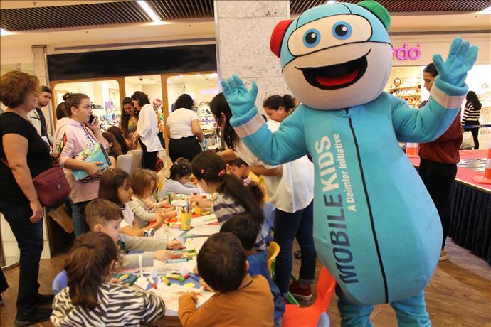 MobileKids, Eskişehir Espark AVM'de çocuklarla buluşuyor