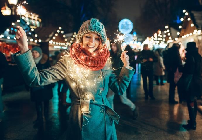 Metropol İstanbul 'Kış Evleri'nde yeni yıl coşkusu