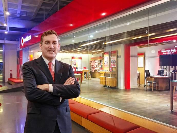 Vodafone Türkiye'nin 2019 ilk çeyreğindeki büyüme rakamları