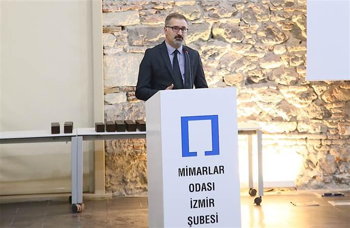 İzmir'de Dünya Mimarlık Günü kutlandı