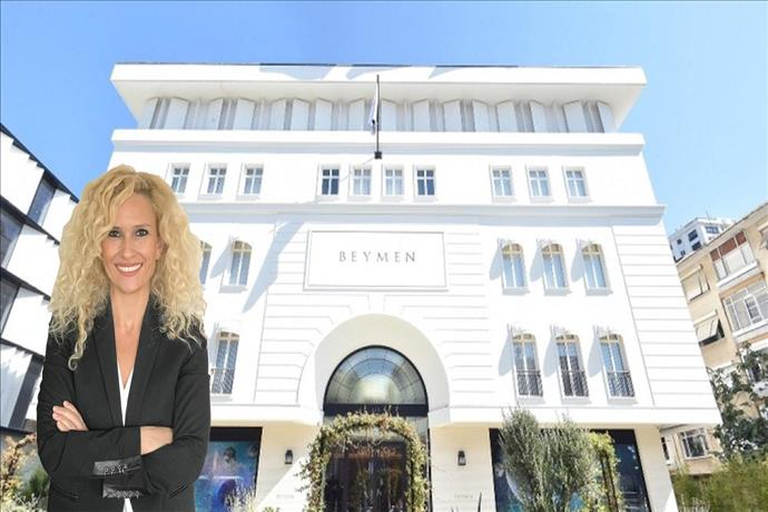 BEYMEN'in yeni Pazarlama İletişim Genel Müdür Yardımcısı Mirella Kaspi