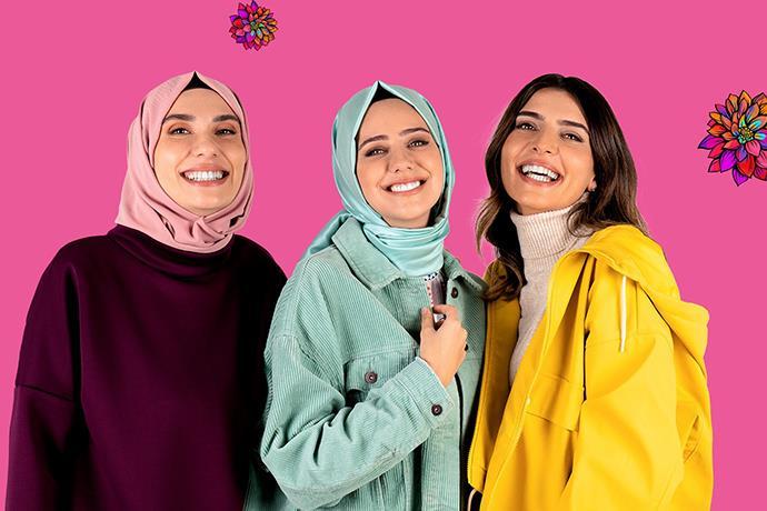 Modanisa.com'da Dünya Kadınlar Günü'ne indirim