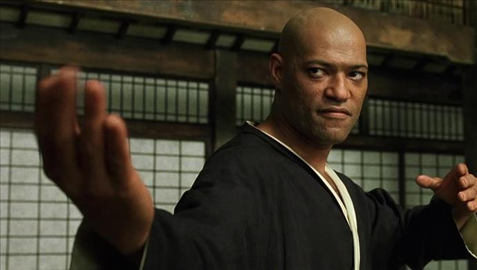 Matrix 4'te genç Morpheus karakteri olacak