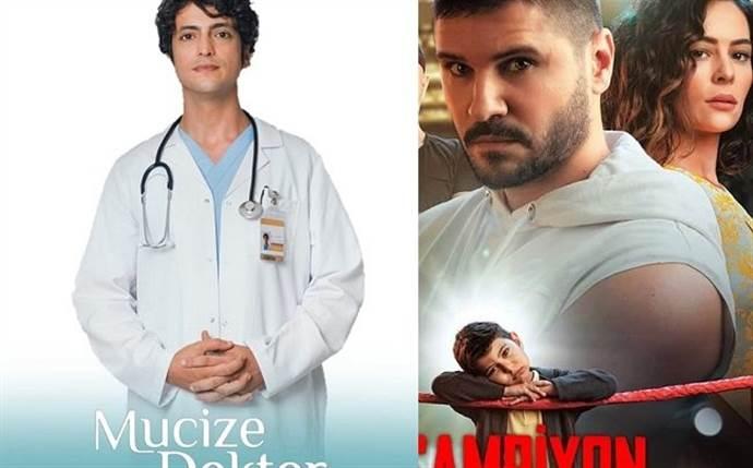 Mucize Doktor dizisi Şampiyon'u ezdi geçti