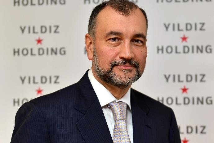 Murat Ülker, Yıldız Holding başkanlığını bıraktı