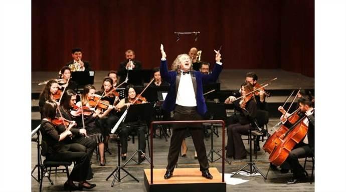 Musa Göçmen Senfoni Orkestrası Yapı Kredi bomontiada'da
