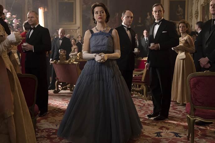 The Crown'un 3. sezon fragmanı paylaşıldı