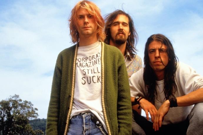 Nirvana'nın şarkısı YouTube'da 1 milyar görüntülenmeye ulaştı