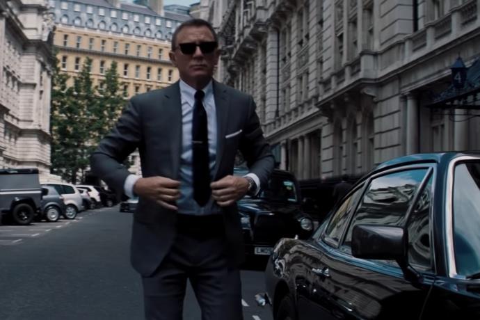 James Bond: No Time To Die'ın vizyon tarihi ertelendi