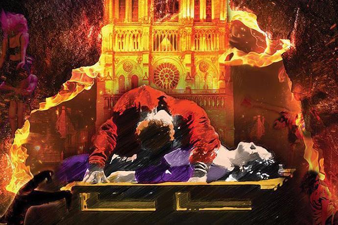 16 Aralık'ta 'Notre Dame'in Kamburu Müzikali'