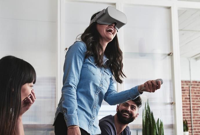Yeni nesil teknoloji Oculus Go