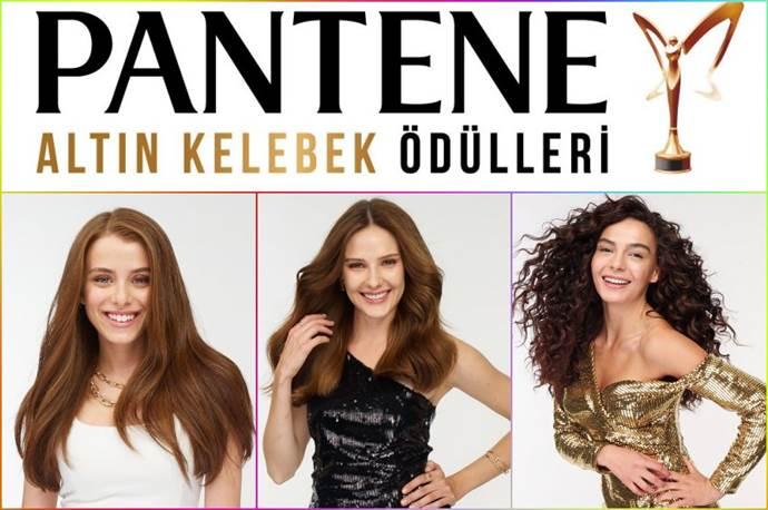 Altın Kelebek'te Pantene Yıldızı Parlayanlar Ödülleri belli oldu