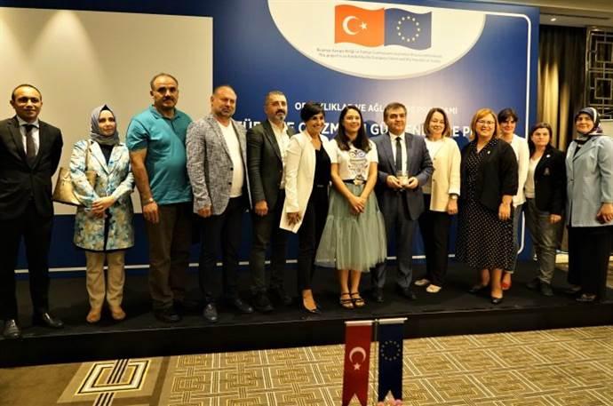 Türkiye Otizm Ağı Güçlendirme Projesi hayata geçirildi
