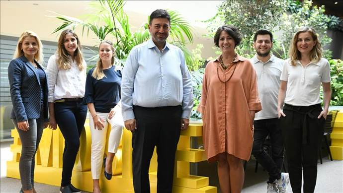 Oyak Renault'a Yetenek Yönetiminde Mükemmeliyet ödülü